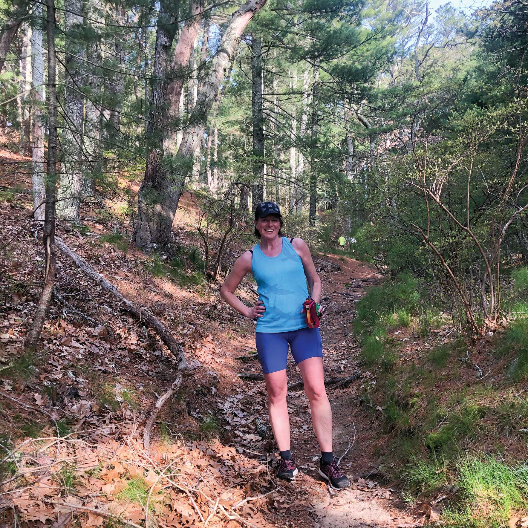 My Therapy: Running With Nature