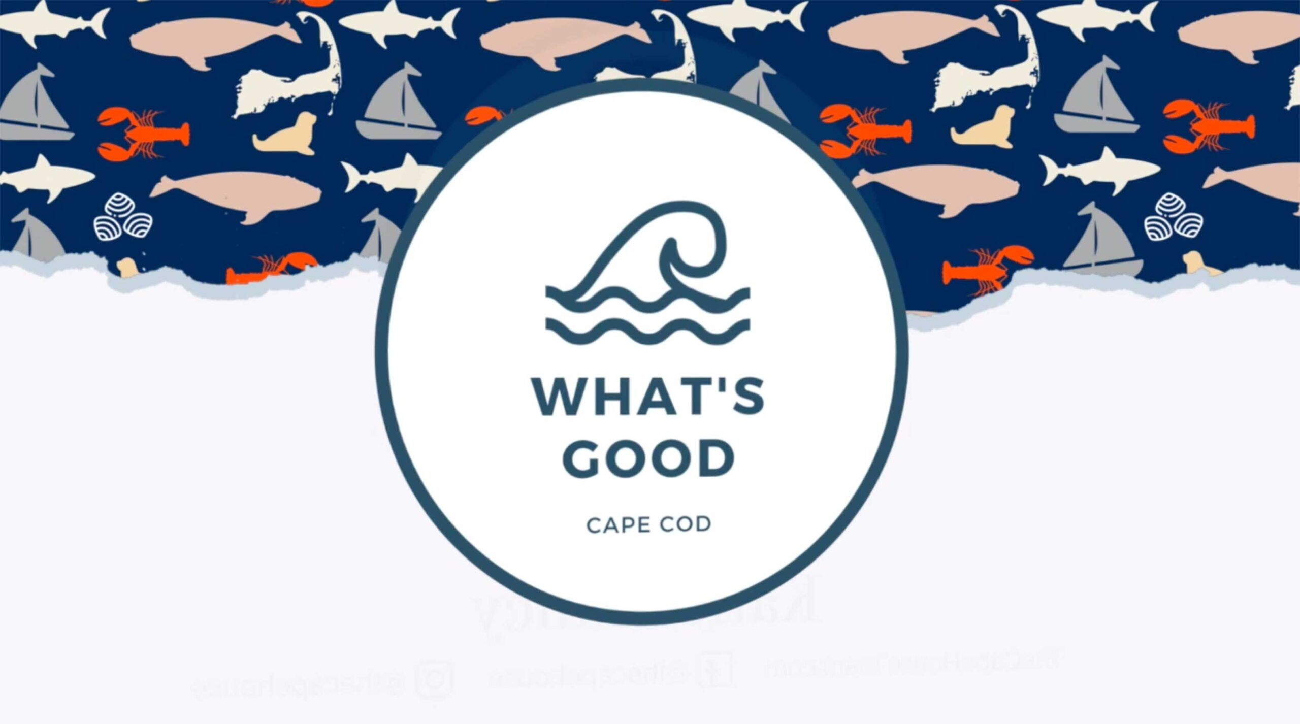 What's Good Cape Cod – Episode 20