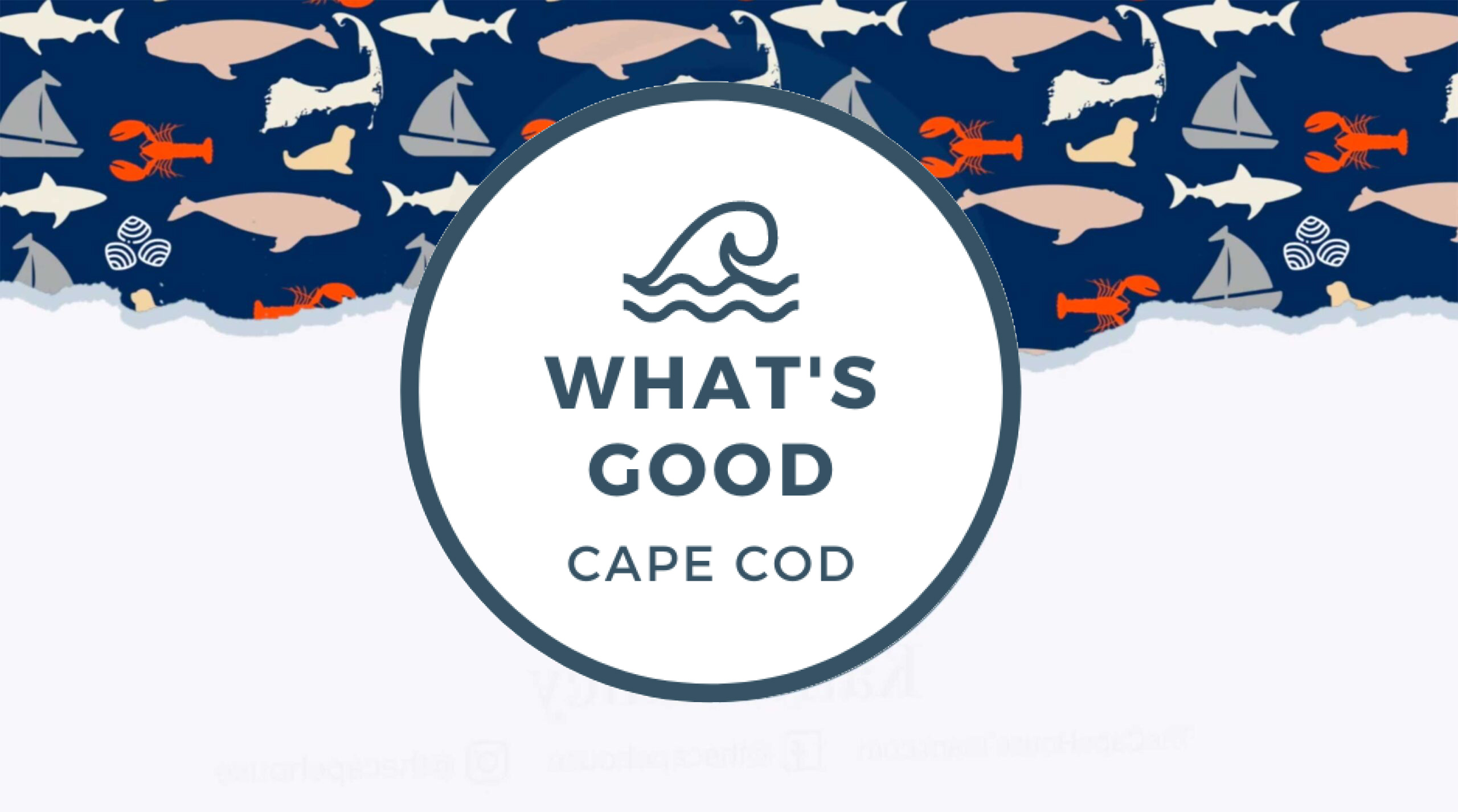 What's Good Cape Cod » Ep 19