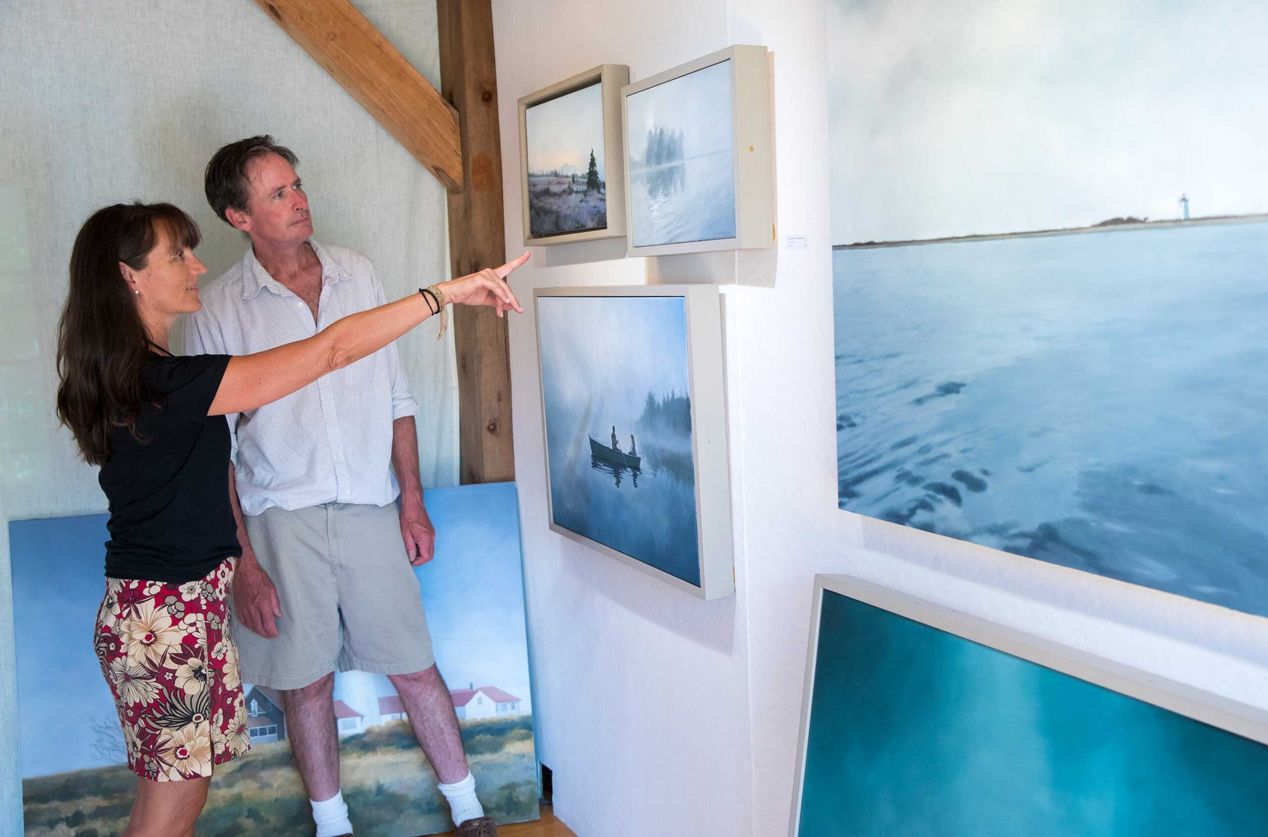 Three Families Put Down Roots, Building Businesses and Community in Wellfleet and Truro