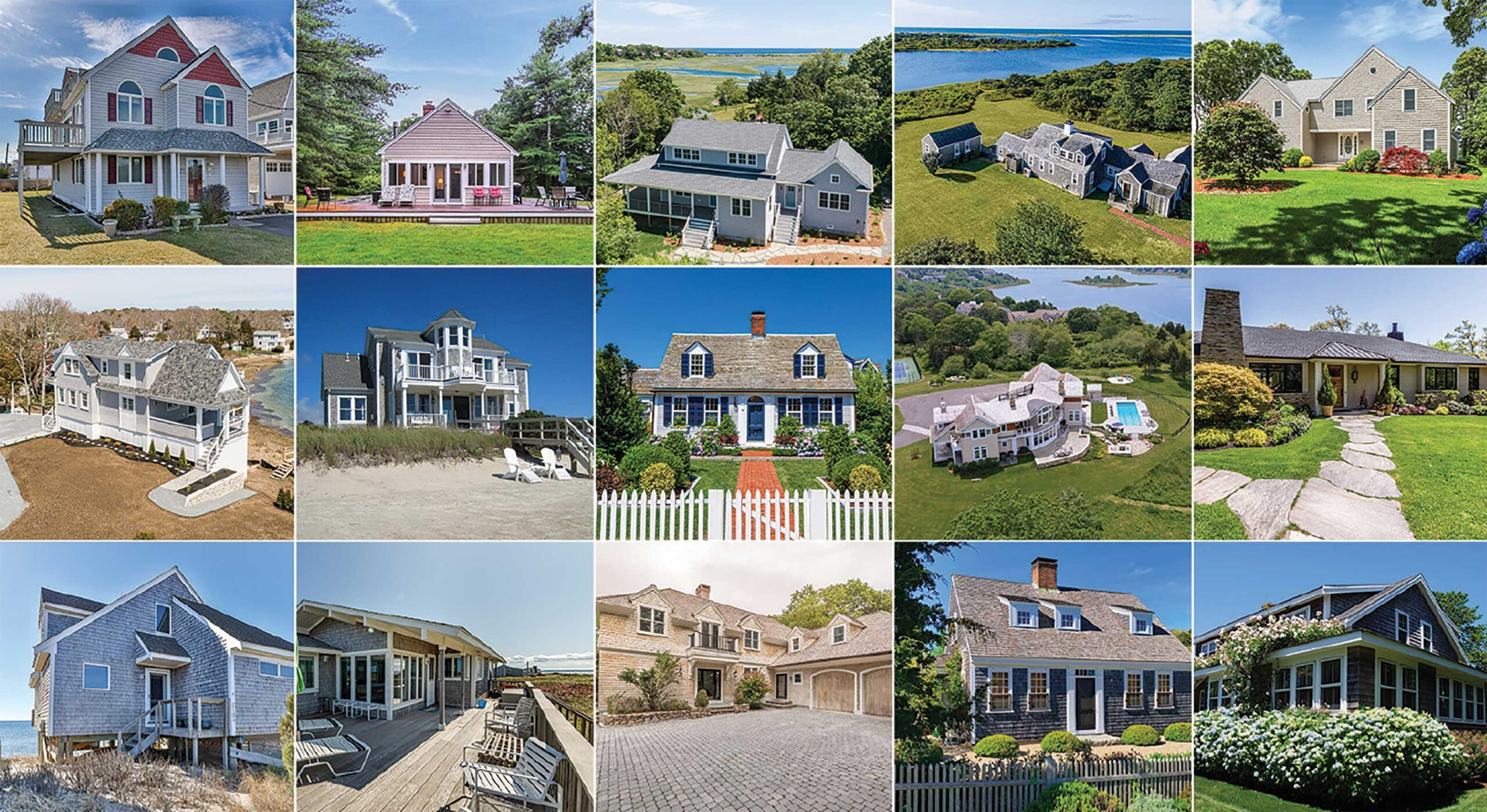 A Look Back at the 2020 Real Estate Market on Cape Cod, Martha's Vineyard, and Nantucket