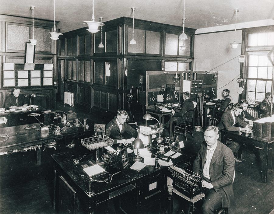 Where Radio Began
